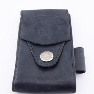 Harley-Davidson Leather Cell Phone Holder